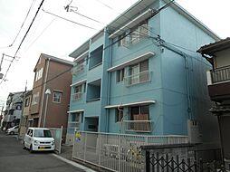 大和川マンション第3[2階]の外観