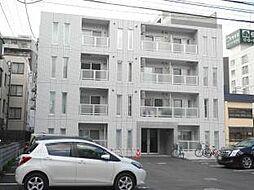 アビネス北10条[4階]の外観