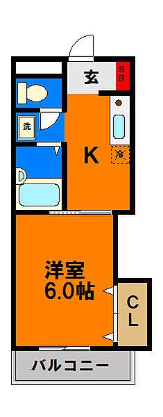 シアトリカル都賀[302号室]の外観