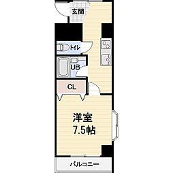 Nasu21[301号室]の間取り