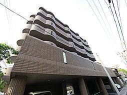 愛知県名古屋市中川区尾頭橋3丁目の賃貸マンションの外観