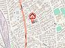 地図,1LDK,面積35.12m2,賃料4.3万円,バス 函館バス機関区前下車 徒歩5分,,北海道函館市昭和2丁目30-31