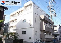川島ビル[4階]の外観