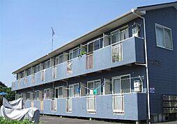 クレッセントハウス[2階]の外観