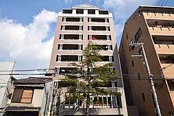 大阪府大阪市生野区鶴橋5丁目の賃貸マンションの外観