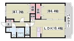 山陽電鉄本線 手柄駅 徒歩6分