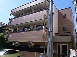 カリーノ北園[1階]の外観