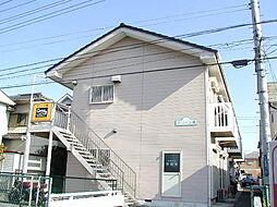 グリーン豊 203[2階]の外観