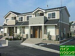 [テラスハウス] 大阪府貝塚市澤 の賃貸【/】の外観