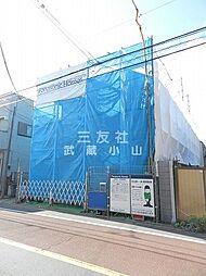 洗足駅 13.7万円