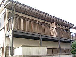 埼玉県さいたま市大宮区土手町1丁目の賃貸アパートの外観