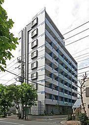 東京都江東区牡丹1丁目の賃貸マンションの外観