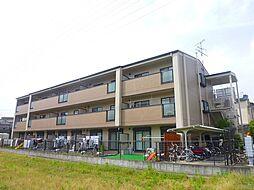 ディアコート藤井寺[302号室号室]の外観