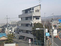 グランディービル奈良道[1階]の外観