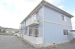 広島県広島市安芸区矢野東6丁目の賃貸アパートの外観