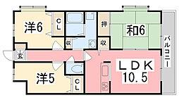 英賀保駅 7.4万円