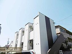 大阪府堺市堺区東雲西町2丁の賃貸アパートの外観