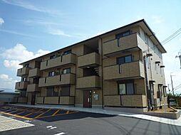 大阪府大阪狭山市半田1丁目の賃貸アパートの外観