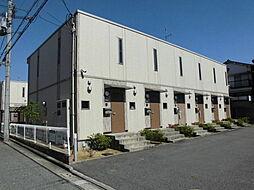 [テラスハウス] 大阪府堺市堺区香ヶ丘町3丁 の賃貸【/】の外観