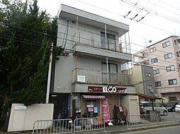 アルファ吉祥院[3階]の外観