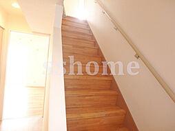 サンクチュアリ本山の階段