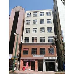 新潟県新潟市中央区西堀前通8番町の賃貸マンションの外観