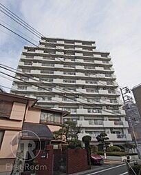東京都目黒区目黒3丁目の賃貸マンションの外観