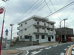 英成レジデンス[3階]の外観