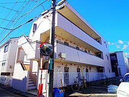 エルコート志木南[3階]の外観