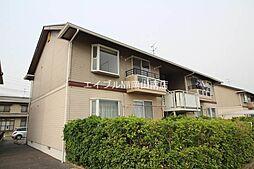 岡山県岡山市東区可知5丁目の賃貸アパートの外観
