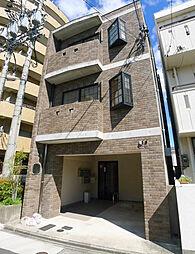 愛知県名古屋市昭和区川名町6丁目の賃貸マンションの外観