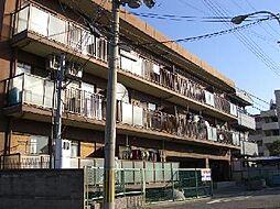 堺東コーポ南館[3階]の外観