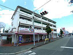 兵庫県加古川市新神野5丁目の賃貸マンションの外観