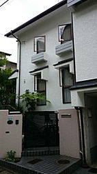 [テラスハウス] 大阪府豊中市緑丘5丁目 の賃貸【/】の外観