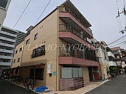 アヅハウス[4階]の外観