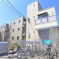 千葉県市川市市川3丁目の賃貸アパートの外観