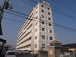 広島県福山市南松永町2の賃貸マンションの外観