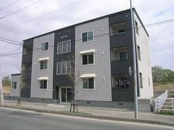 ラ・リヴィエール[3階]の外観