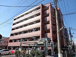神奈川県横浜市鶴見区向井町3丁目の賃貸マンションの外観