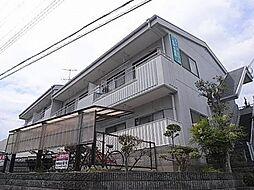 奈良県生駒市桜ヶ丘の賃貸マンションの外観