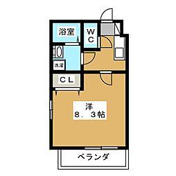 仮称 クレドール京都洛南[5階]の間取り