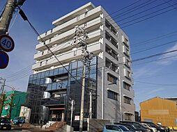 三重県四日市市朝日町の賃貸マンションの外観