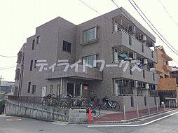 シャテロハイツ弐番館[1階]の外観