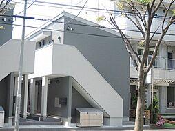 アーバンハウス新松戸[202号室]の外観
