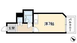 平安通駅 3.5万円