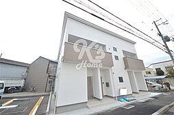 兵庫県神戸市長田区梅ケ香町1丁目の賃貸アパートの外観