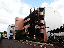 大阪府大阪狭山市東野中2丁目の賃貸マンションの外観