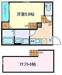 JR東北本線 南仙台駅 徒歩10分の賃貸アパート