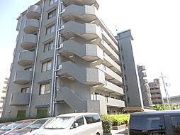 大阪府茨木市玉櫛1丁目の賃貸マンションの外観