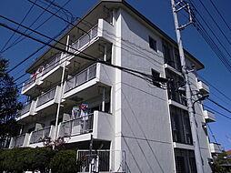 綾瀬フラワーマンション[3階]の外観